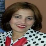 Ph.D. María Elena Pérez Prieto. Representante Venezuela.